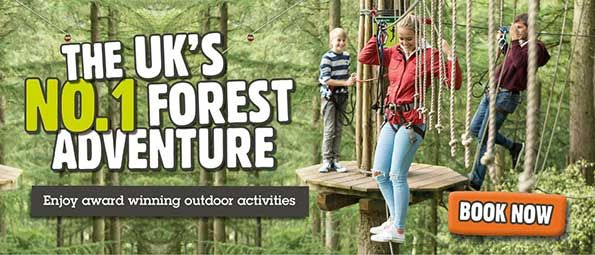 Days Out And Outdoor Adventure Activities At Go Ape Outdoor Adventure Activities Adventure Activities Forest Adventure