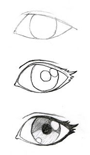 Finally! Some good eyelash info! JohnnyBro's How To Draw