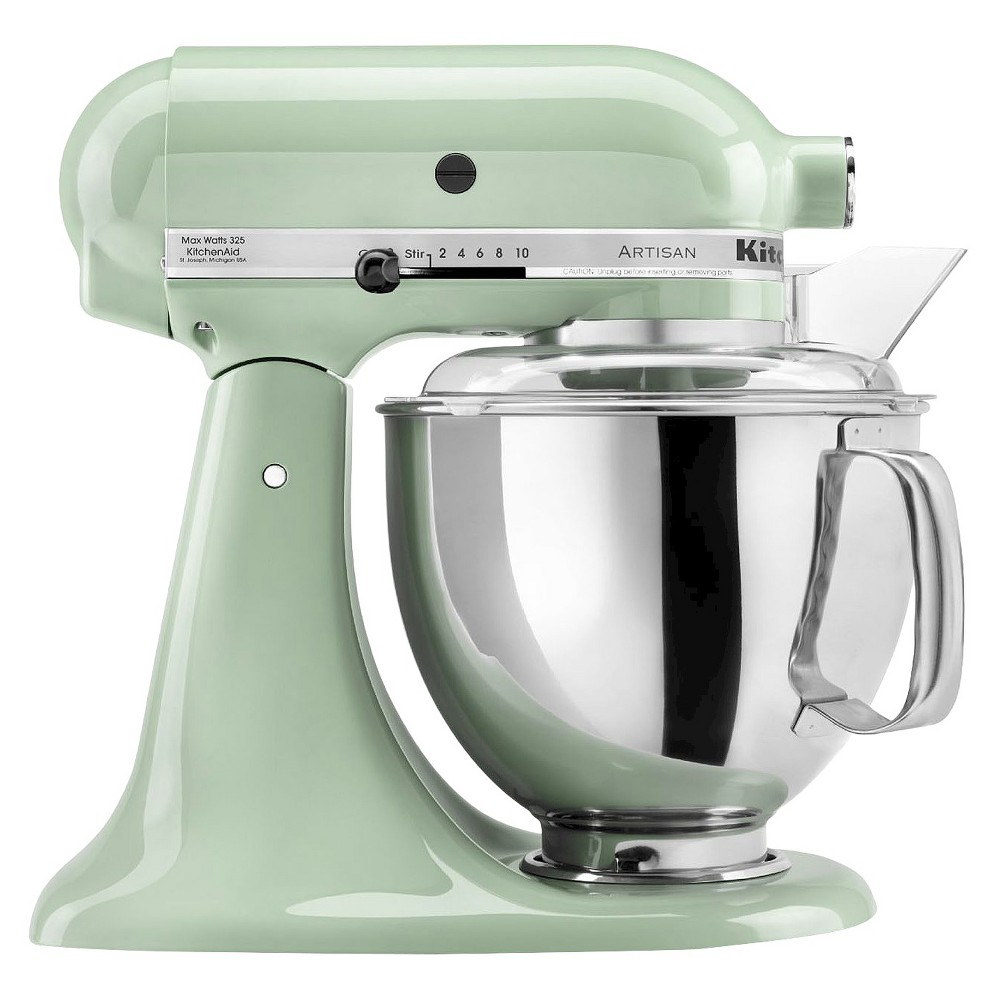 Kitchenaid¨ Artisan Series 5 Quart Tilt-Head Stand Mixer- Ksm150 ...