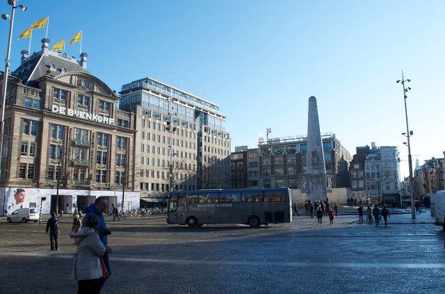 Strangeness and Charms: TRAVELLING LOVE: 3 days in amsterdam.
