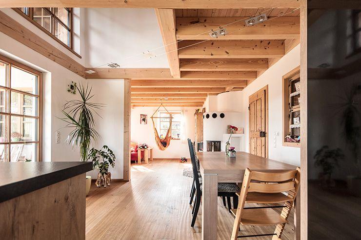 Holzhäuser u2013 Lerchenmüller Holzbau GmbH Inneneinrichtung \ Do-It - inneneinrichtung