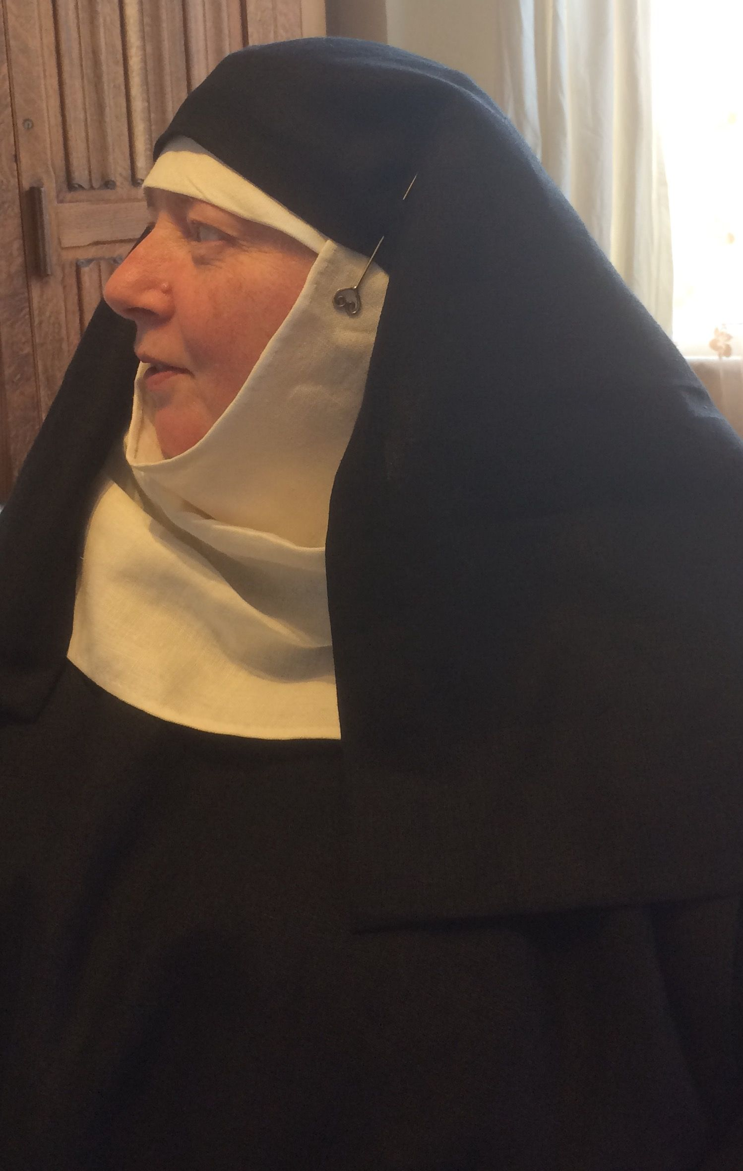 Where can I buy an original nun wimple?