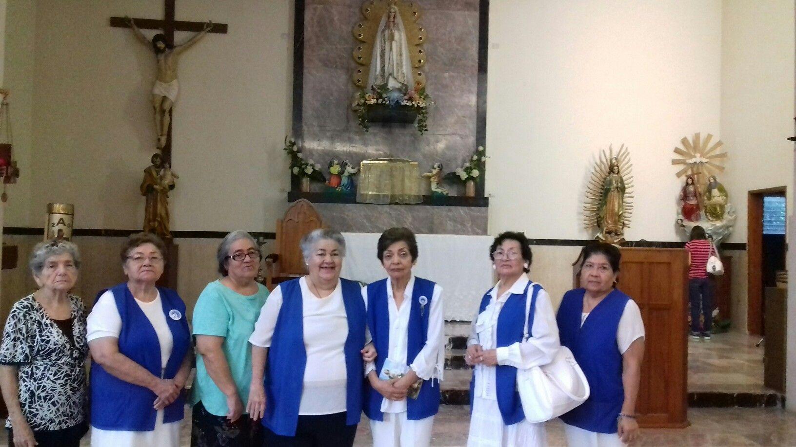 La Celula de la Parroquia Fatima en Culiacan