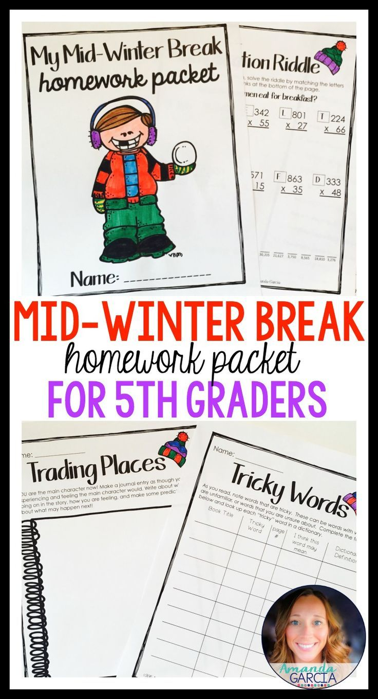 Homework help 4th grade science