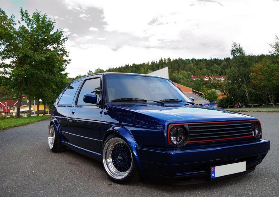 Volkswagengti Volkswagen Volkswagen Golf Oude Auto S