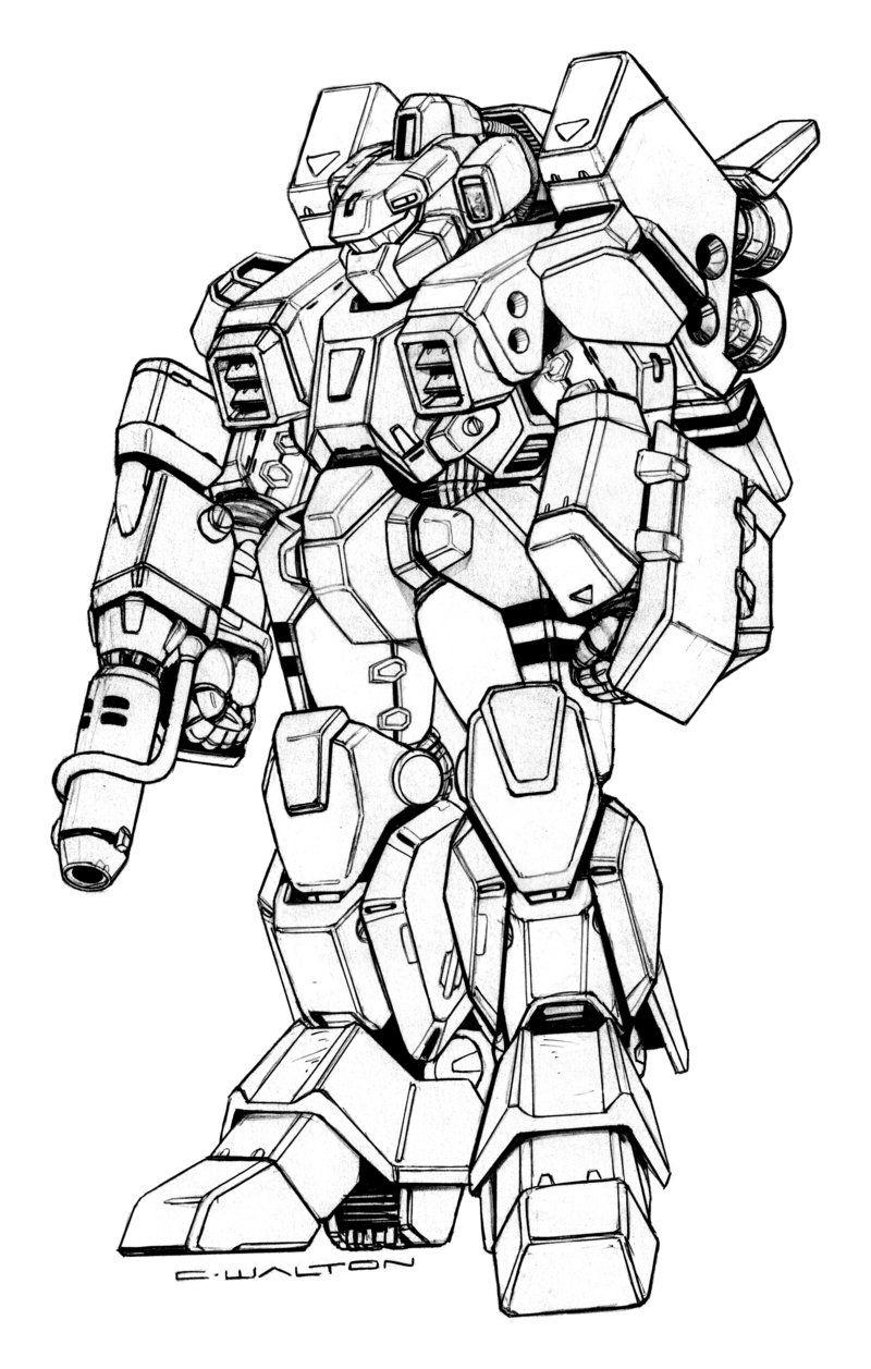 Robotech nova cyclone battloid by chuckwalton on deviantart sci fi armor dragon ball gundam