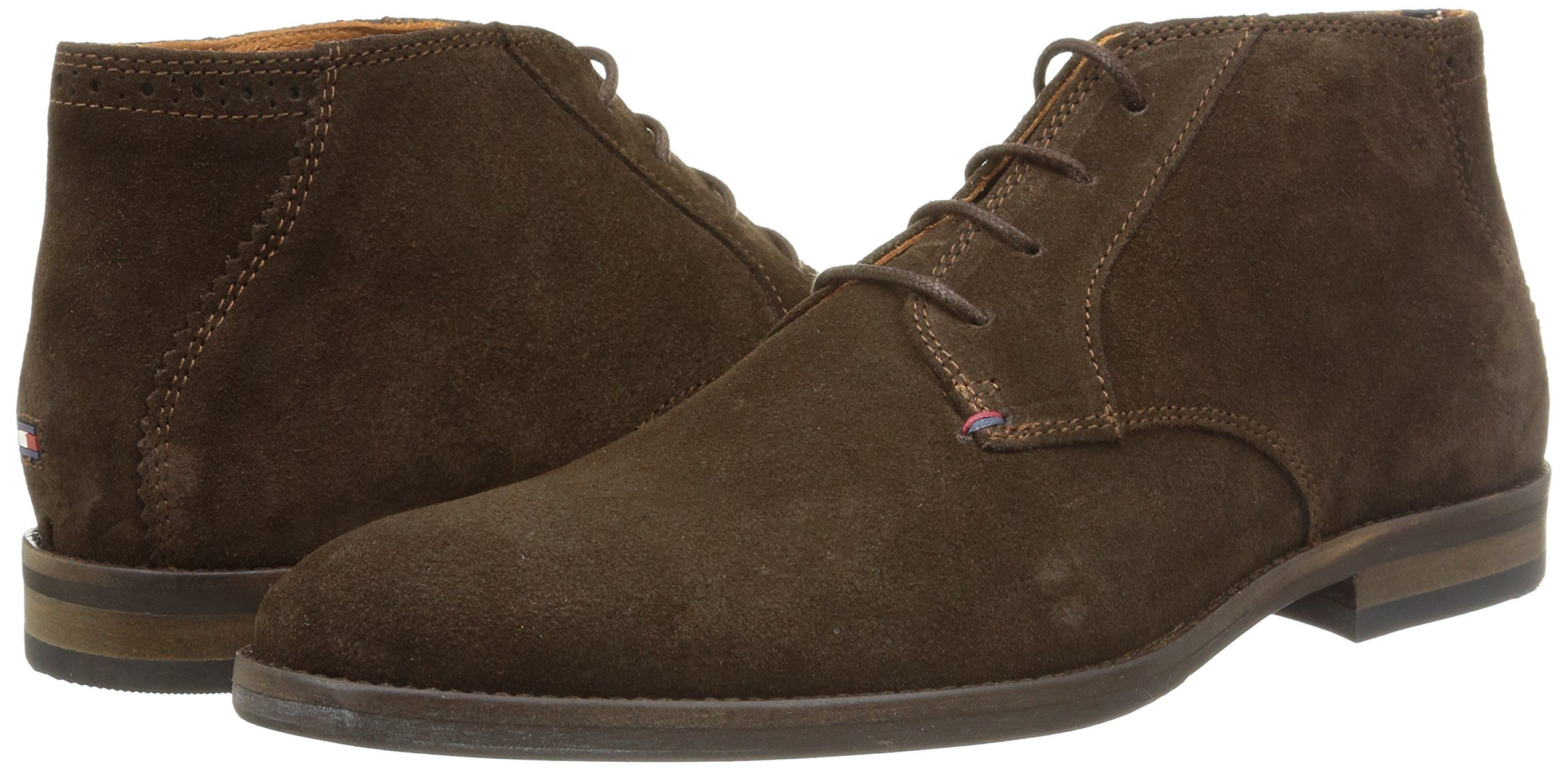 14bebae0088 Tommy Hilfiger Men's DALTON 16B Cold lined chukka boots short length ...