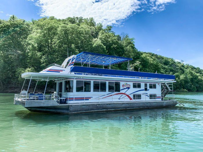Spend The Night On The Water In This Wonderfully Cool