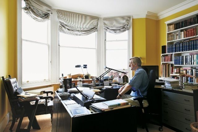 Where Writers Write - Julian Barnes