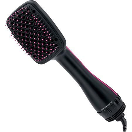 Revlon Pro Collection One Step Hair Dryer And Styler Walmart Com Hair Dryer Styler Hair Dryer Brush Hair Dryer