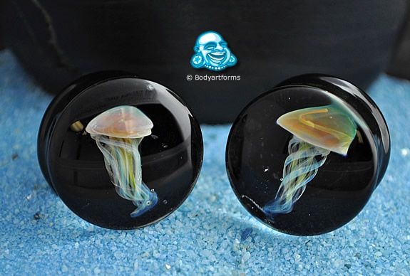 Jellyfish plugs