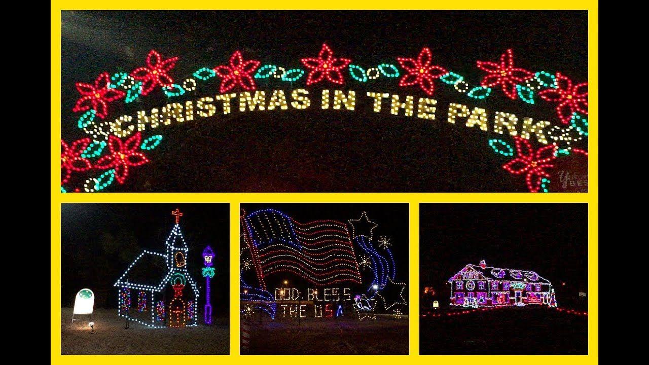 CHRISTMAS IN THE PARK, YUKON OK | ASHLEY DANEILLE | AshleyDaneille ...