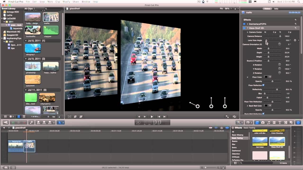 how to final cut pro x for free