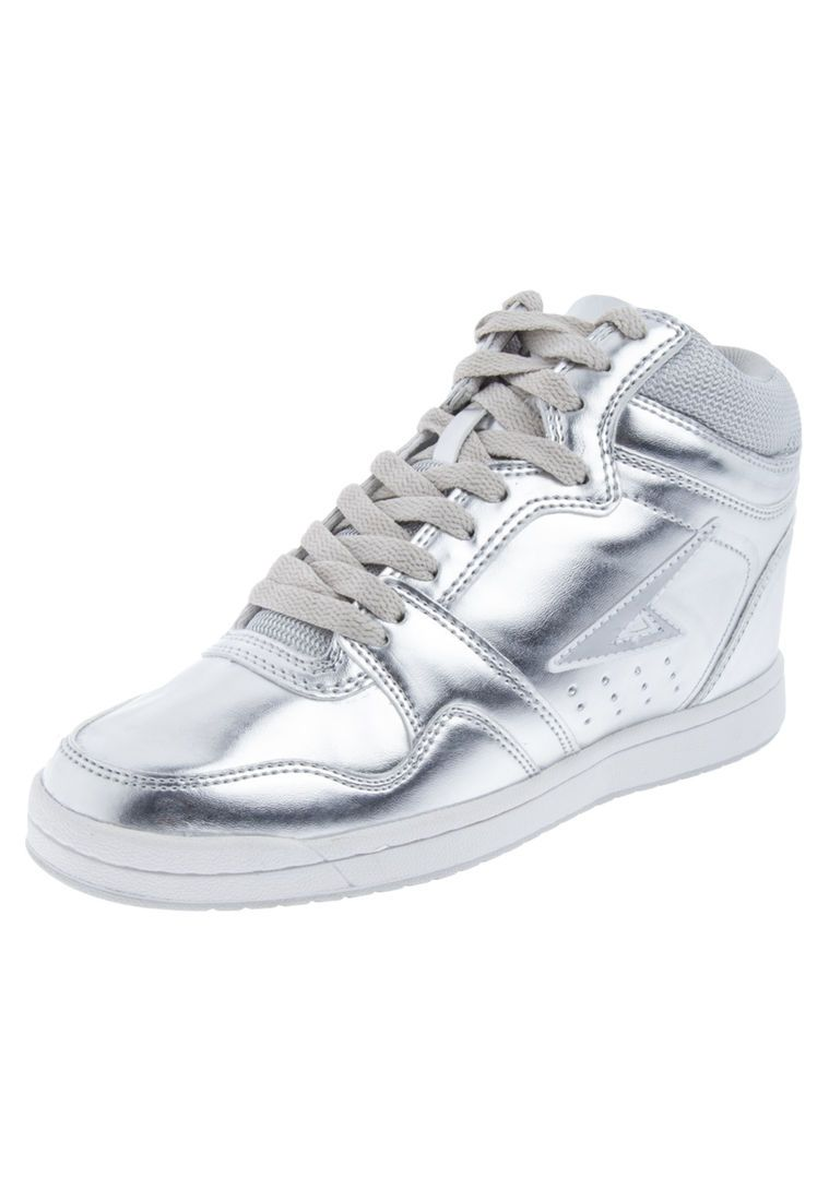 24e7bd2b0e3 Sneakers Plateado ATHLETIC - Compra Ahora