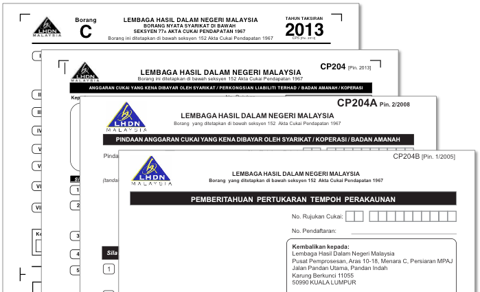 Income Tax Form J Malaysia 3 Small But Important Things To Observe