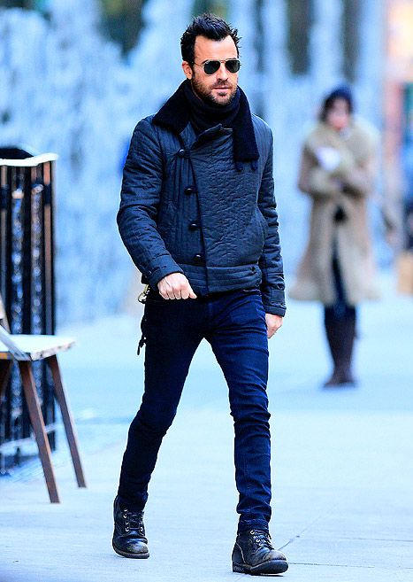 Justin Theroux 2013