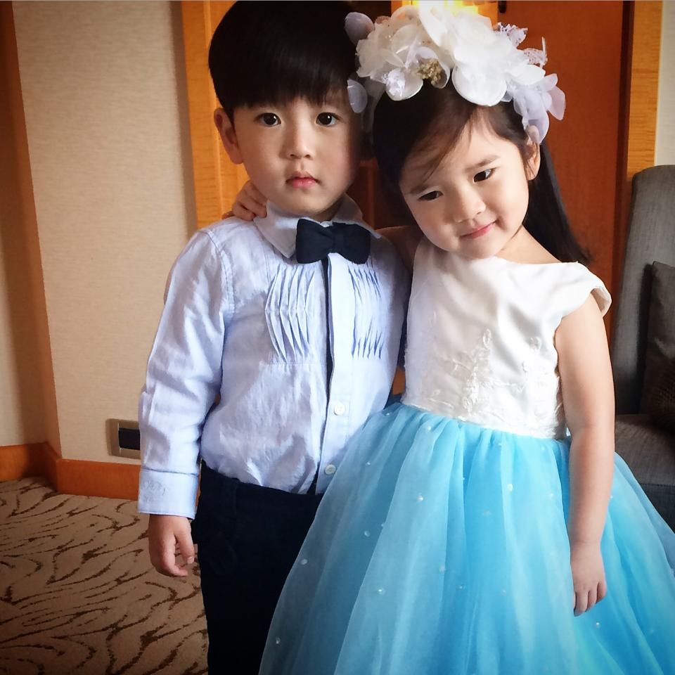 Fraternal Twins Chelsea Jesper From Taiwan Are Just The Cutest