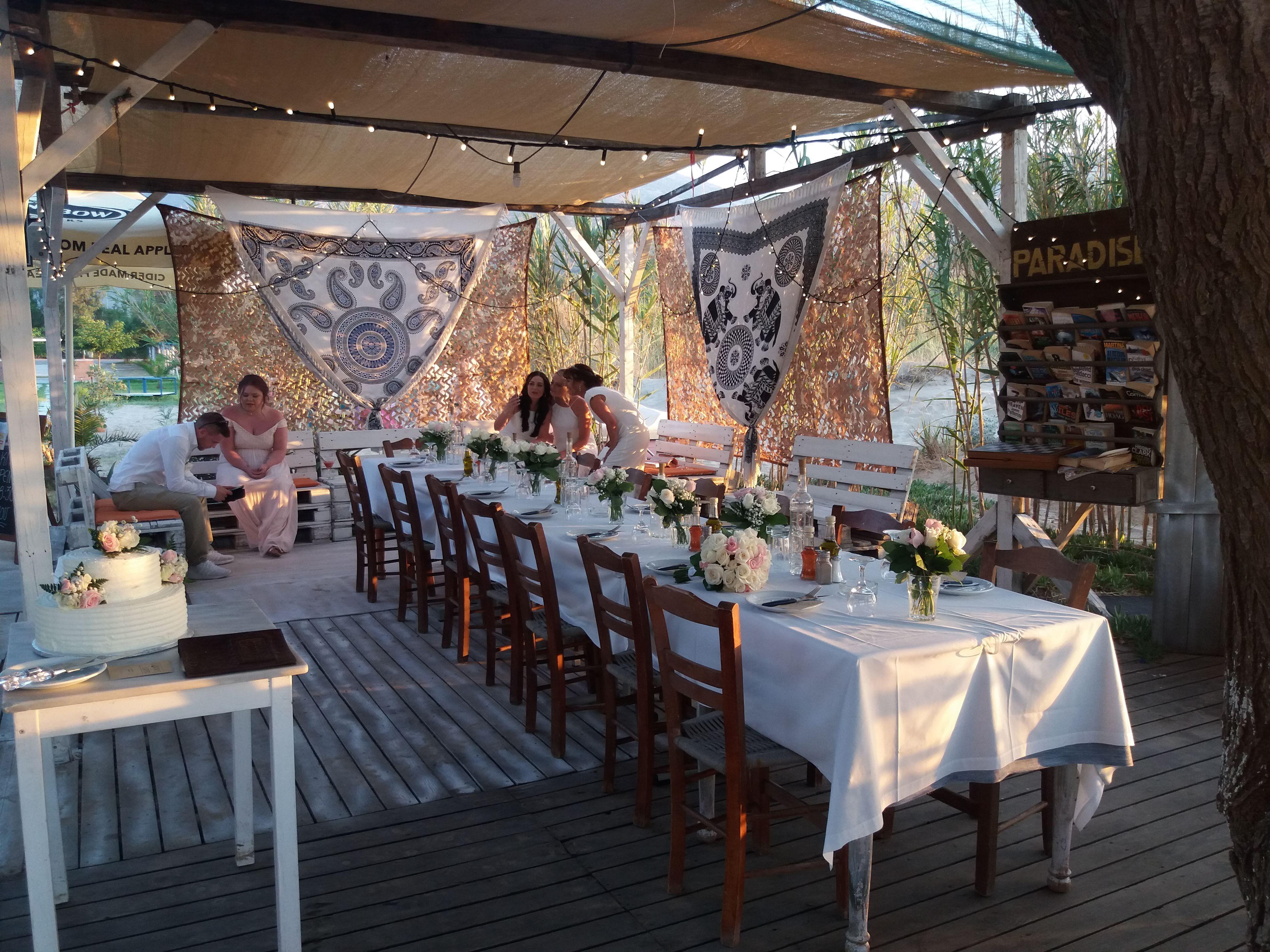 Beach Bar Wedding Wedding Reception Venues Wedding Bar Wedding
