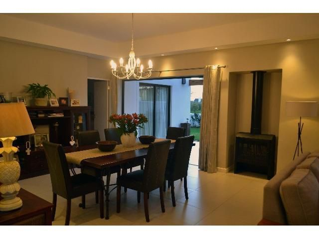 Dining Room With Fireplace Of 3 Bedroom House For Sale In Croydon