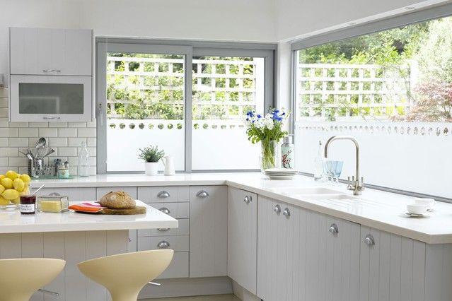 Pastel Pop Kitchen Designs Shabby Chic Wallpaper Ideas Houseandgarden Co Uk