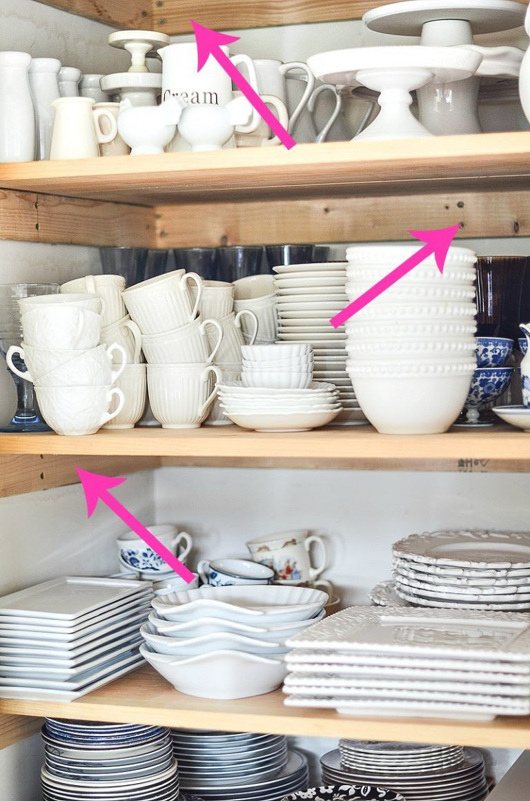 easy functional butlers pantry diy butler pantry dish storage dish display on kitchen organization dishes id=11872