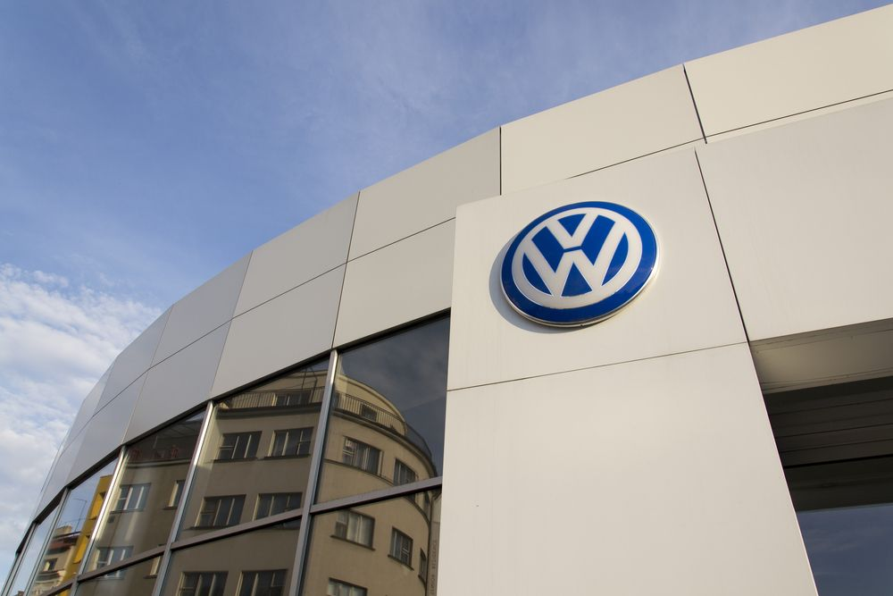 Volkswagen to Post Outstanding 2017 Results trade12