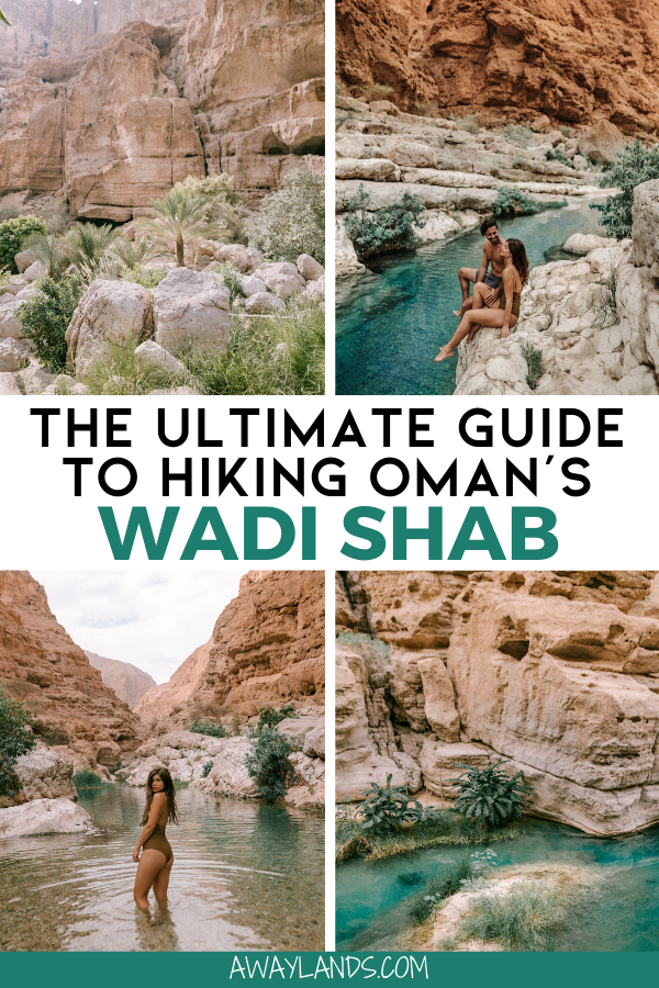 The Wadi Shab Oman Hike Everything You Need To Know Away Lands In 2020 Oman Travel Best Places To Travel Places To Travel