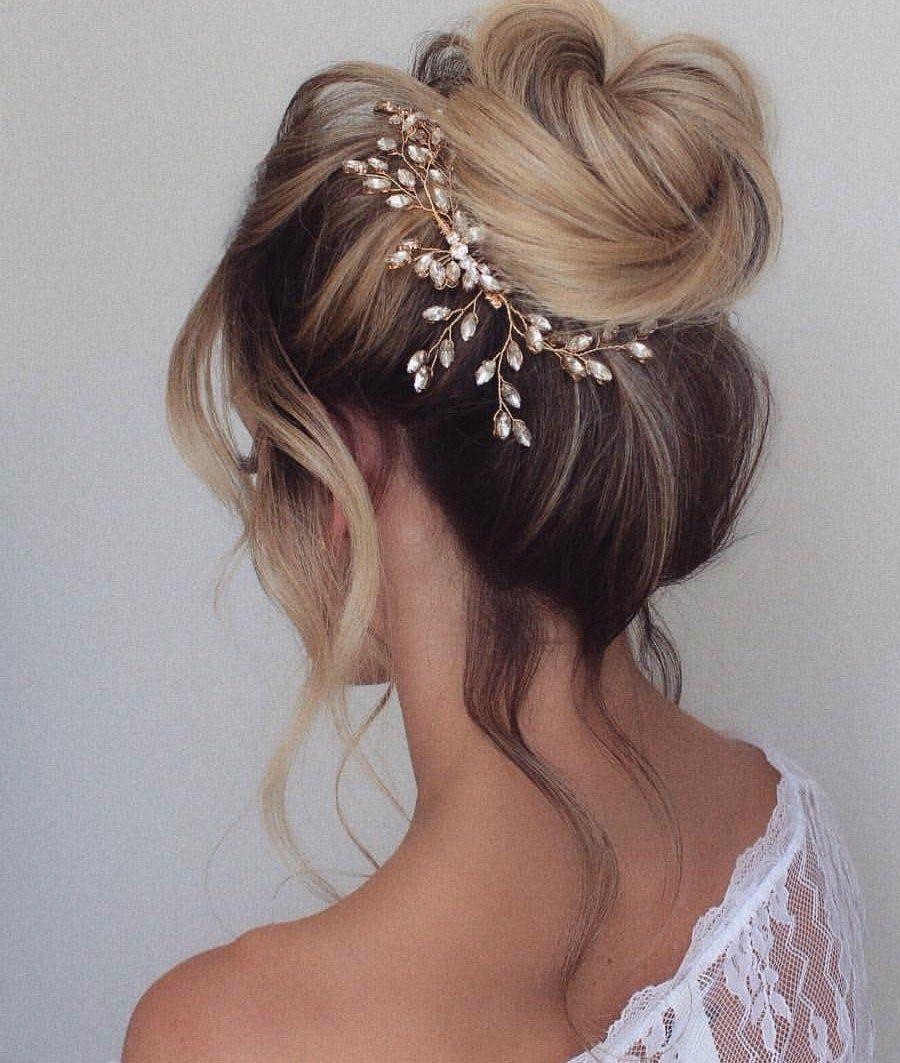 Bridal Hair Accessories Wedding Hair Accessories Bridal Hair Etsy Wedding Hair Up Hair Piece Bridal Hair Pieces