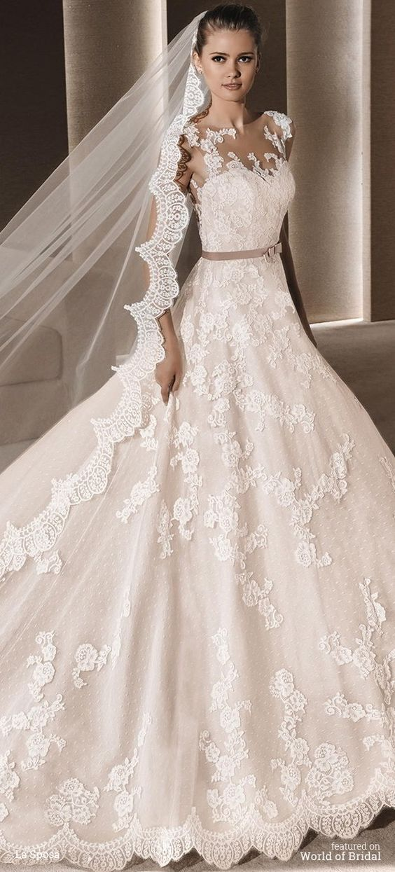 Pin by Girl Quinceanera on Popular Wedding Gowns,Hot Sell Wedding ...