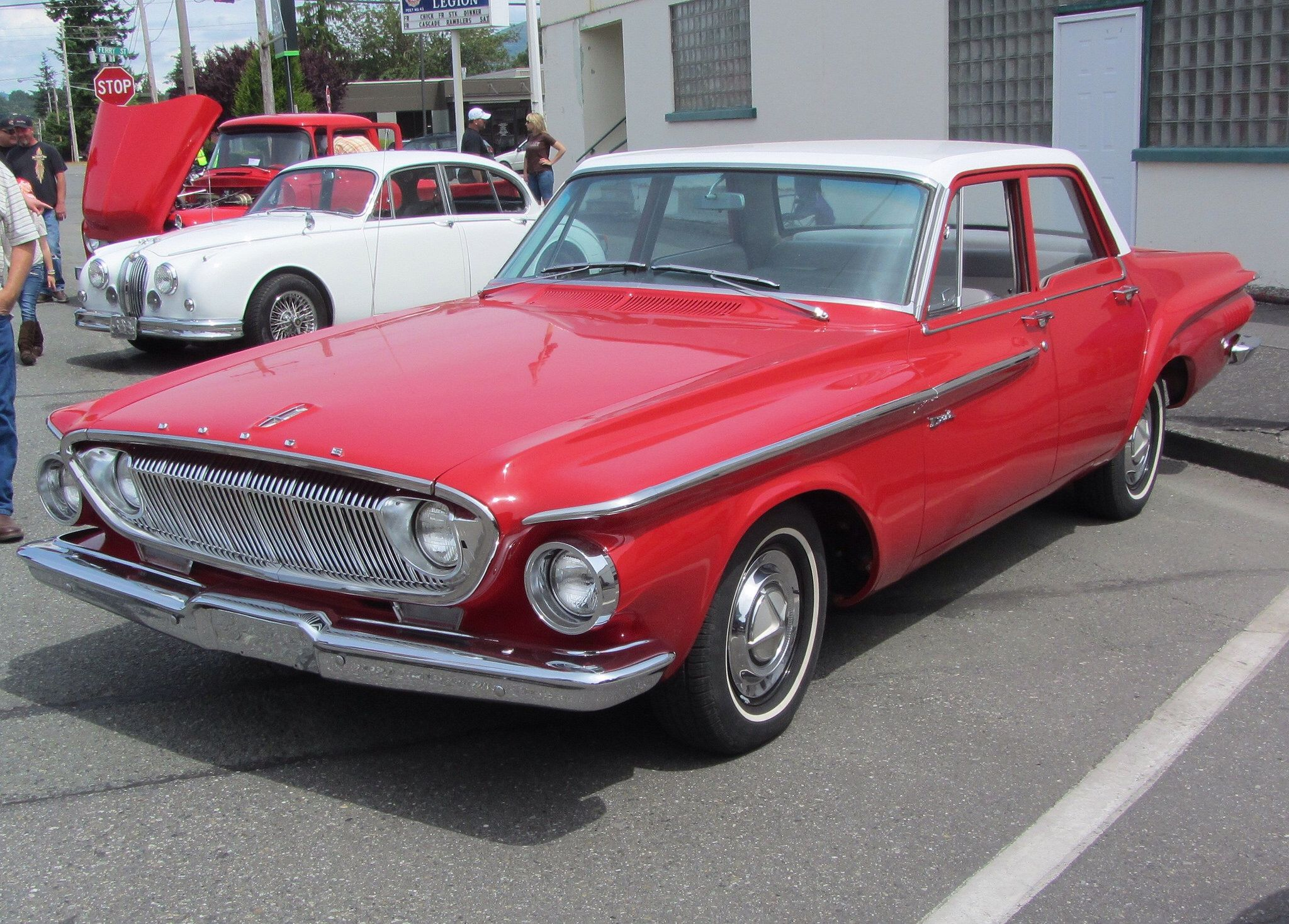 1962 Dodge Dart. My oldest brother had one of these, after getting ...