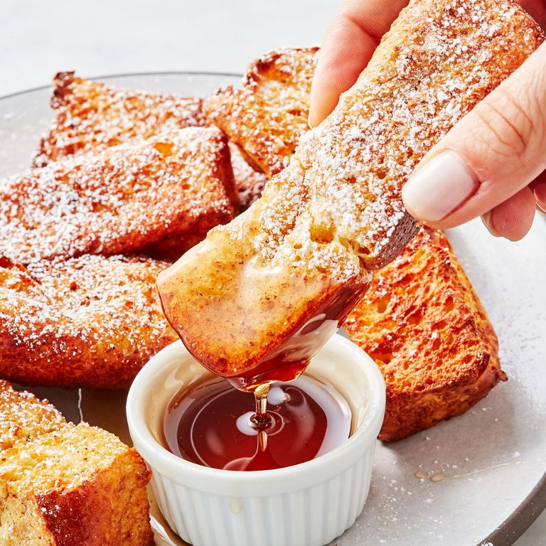 Air Fryer French Toast Sticks Recipe French toast