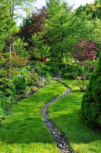 50 Diy Dry Creek Landscaping Ideas With Pictures! | Large ...