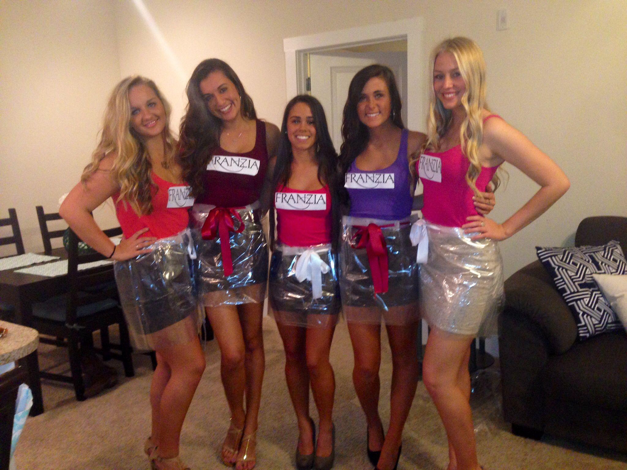 college halloween party photos