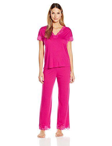 7d767f4343 Natori Women s Zen Floral Short Sleeve Pajama