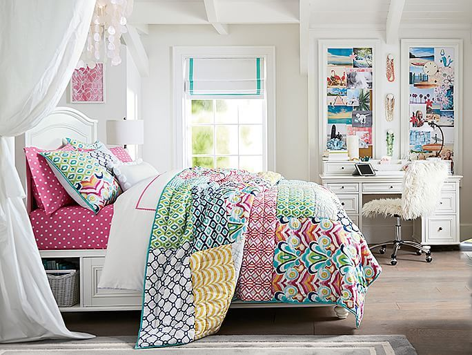 I Love The PBteen Chelsea Palm Beach Bedroom On Pbteen.com Http://