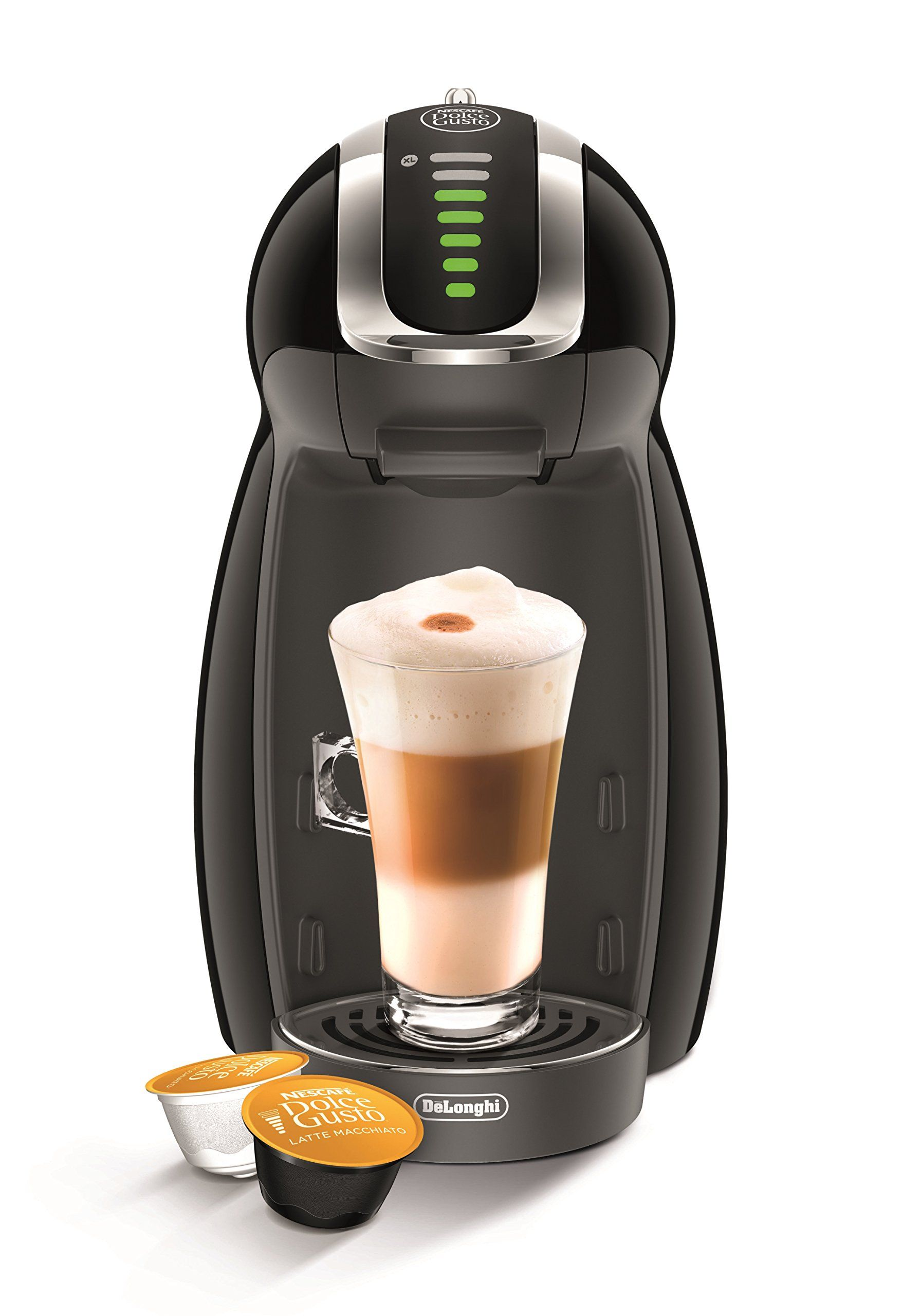 De'Longhi Nescafe Dolce Gusto Genio 2 Automatic Play and