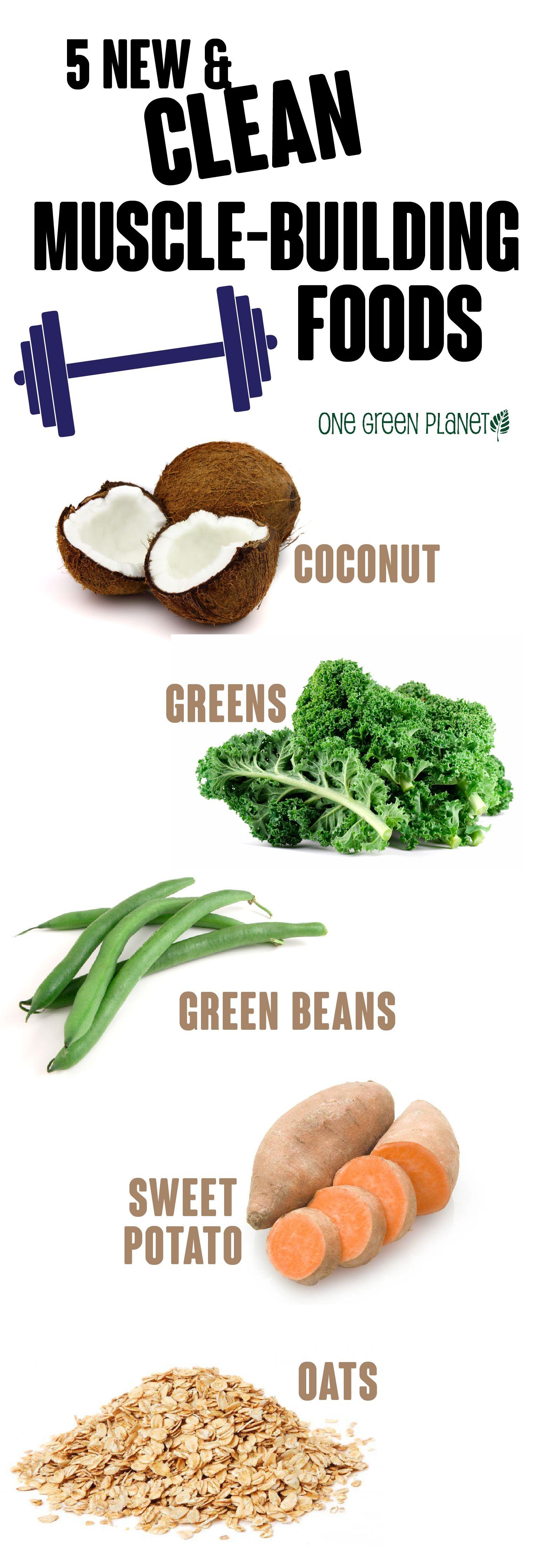 building muscle mass vegan diet