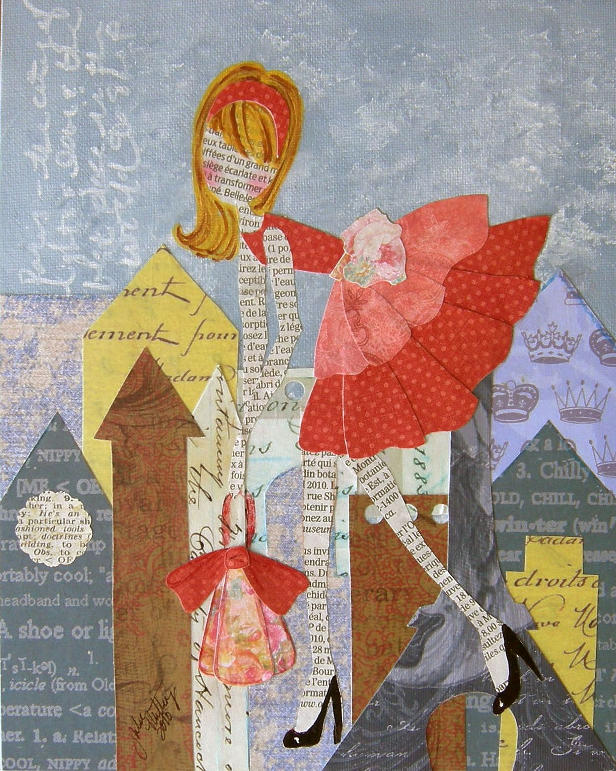 Julie Nutting Designs (With images) | Art journal ...