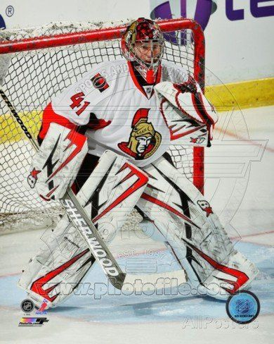 Ottawa Senators Craig Anderson Photo Nhl Nhl Ice Hockey Teams