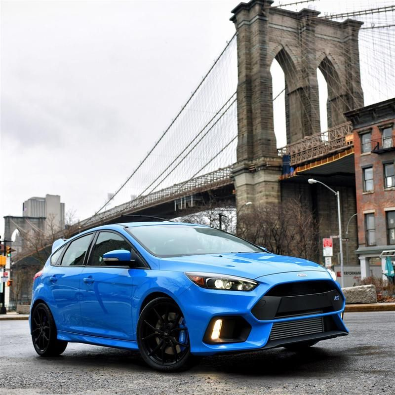 Ford Focus Rs 2016 In Ny City Ford Focus Cars Uk Focus Rs