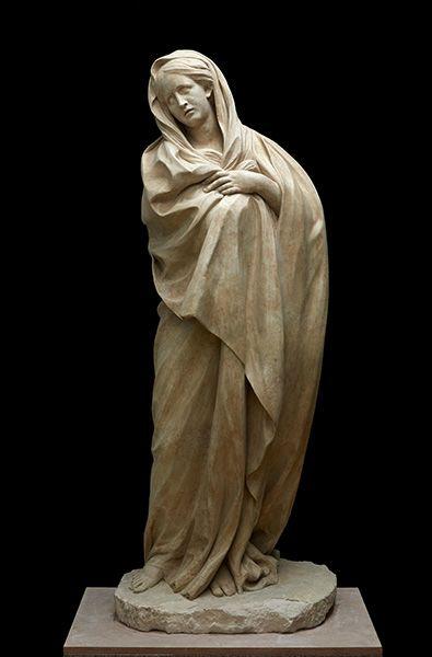 Image result for Edmé Bouchardon's Virgin