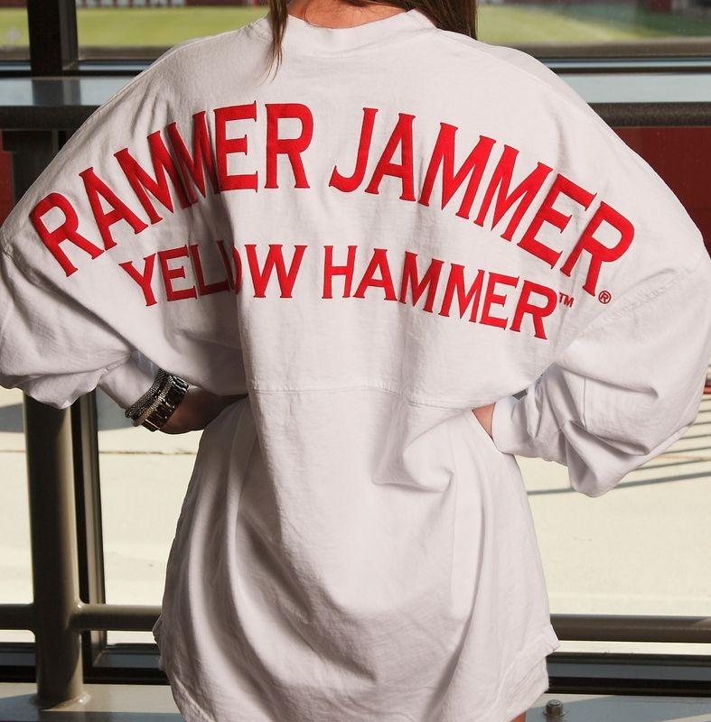 huge selection of 80b55 207d2 Tuskwear Rammer Jammer Spirit Jersey | My Style | Spirit ...