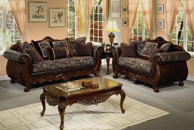 Impressive Classy Living Room Design With Elegant Sofa Decoration Plus Wooden Ta Cheap Living Room Sets Furniture Design Living Room Bobs Furniture Living Room #wooden #sofas #for #living #room
