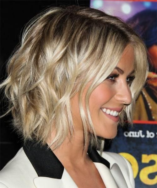 Julianne Hough Frisur Kurzes Und Langes Haar Frisuren Short Hair Styles Julianne Hough Short Hair Short Hair Fringe