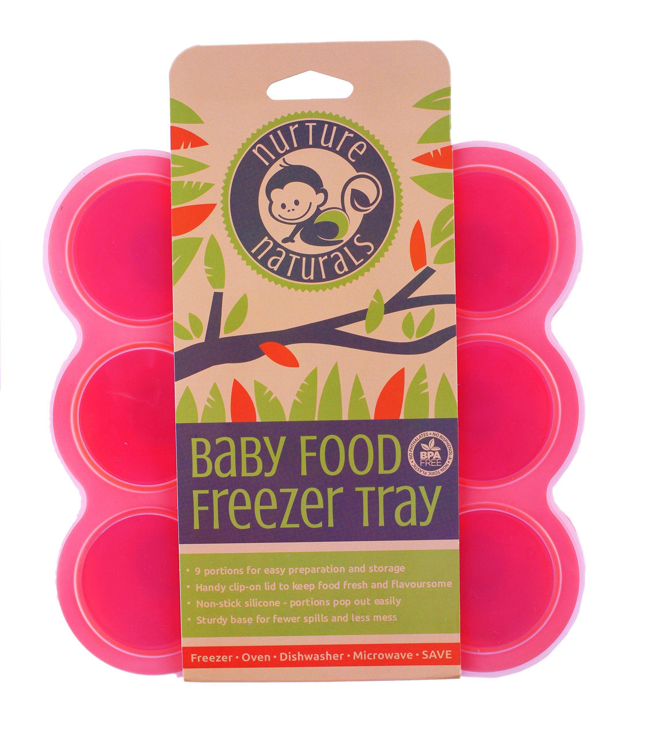 Babybrei Aufbewahrung zum Einfrieren von Babynahrung und als ...