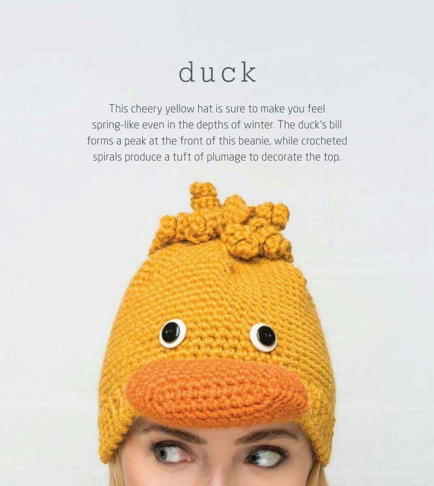 Pin de Luz en crochet | Pinterest | Patos
