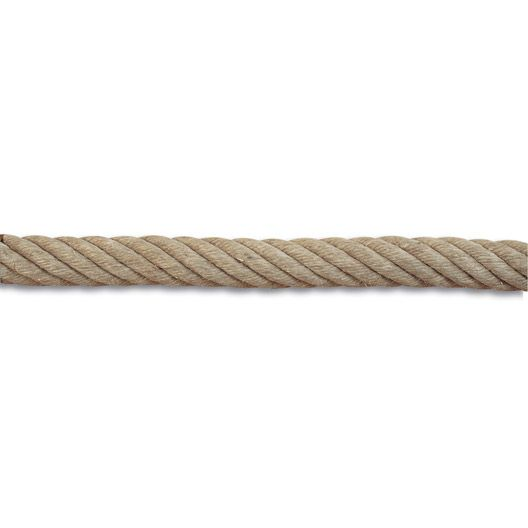 Corde De Rampe Et Accessoires En Chanvre Diam 32 Mm 1m Rampes Rampe Escalier Hauteur Rampe Escalier