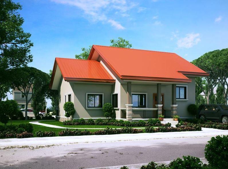 Casas 2 Aguas Fotos House Design Photos Small House Design Simple House Design