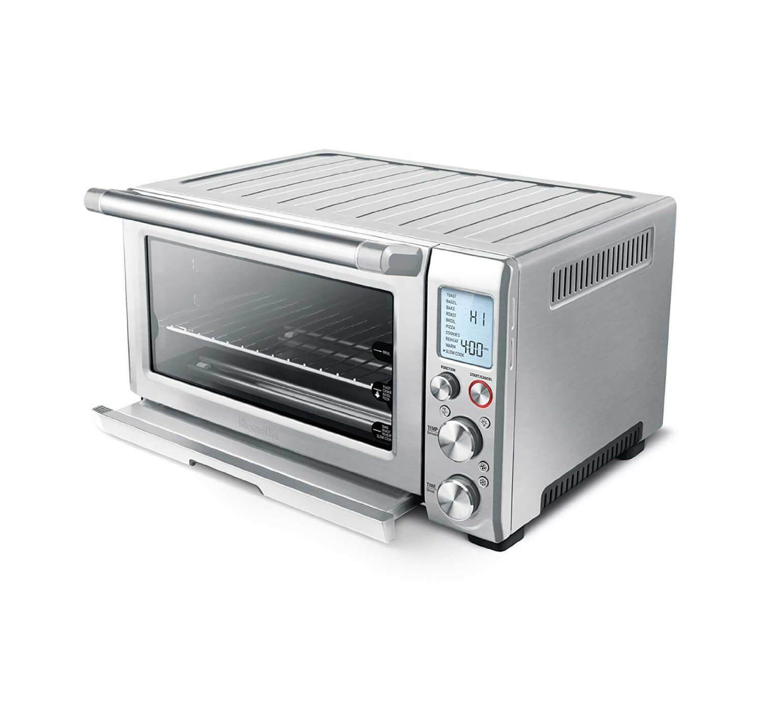 Breville Smart Oven Pro Review Giveaway Countertop Convection