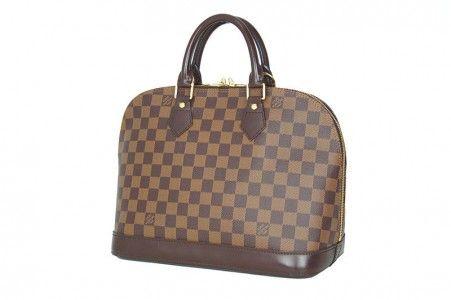 Louis Vuitton Damier Alma Hand Bag
